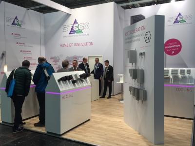 STEGO Participation at SPS IPC Drives