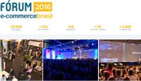 Forum E-Commerce Brasil: +10.000 Attendees, +100 Exhibitors, +60 Speakers, +10 Content Areas, +3.000 Companies