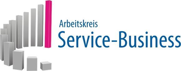 AK Service Business Logo