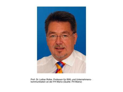 Prof. Dr. Rolke