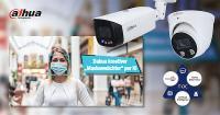 Dahua Kameras setzen auf integrierte KI