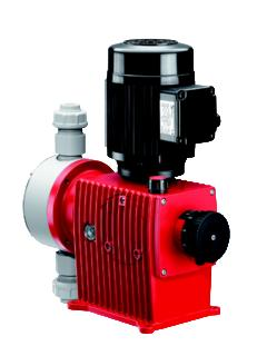 Motor-driven diaphragm dosing pumps  from Lutz-Jesco - Riding on the crest of the waves