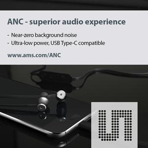 ZUK, newborn subsidiary of Lenovo company opts for high-performance ams chip in noise cancellation earbuds for its new Z1 smartphone