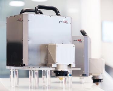 Laser-Mikrobearbeitungs-System precSYS 515