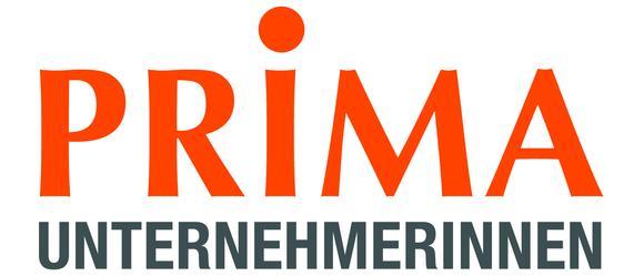 Logo PRIMA Unternehmerinnen