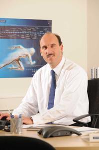 Andreas Schlechter, Geschäftsführer der Telonic GmbH