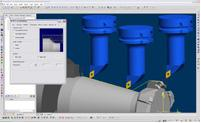 One consistent programming environment for all turning and milling strategies