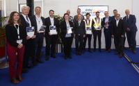 inter airport Europe 2019 opened in Munich today: Five companies received Excellence Award