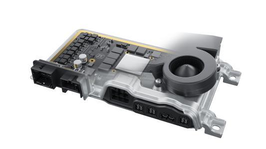 Mit dem neuen ZF ProAI präsentiert ZF den flexibelsten, skalierbarsten und leistungsfähigsten Supercomputer der Automobilindustrie. Er ist KI-fähig und für alle Stufen automatisierten Fahrens von Level 2 bis 5 geeignet