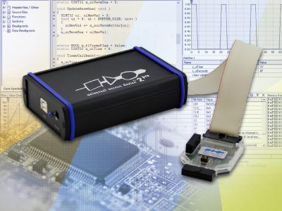 UDE supports NXP's S32S247 and i.MX RT MCUs with highly efficient debug and test functions
