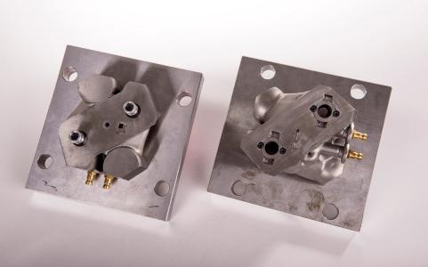 BU 0: Das neue und optimierte 3D-gedruckte Werkzeug hat stark verkleinerte Bauteilabmessungen.