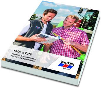 Winkler Neuer Katalog Agrar 2019