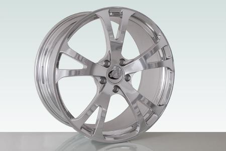 TECHART light alloy and forged wheels - new attractive options for colors and finishes