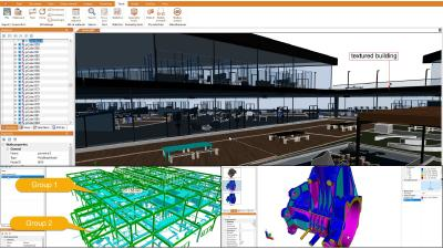 KISTERS 3DViewStation V2021 reduces need for CAD licenses with new and extended analysis functions