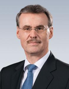 Dr. Bertram Hoffmann will take over as new Chairman of the Board and CEO of WITTENSTEIN SE on April 1, 2019 / Source: Bosch Rexroth AG