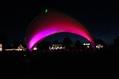 Beeindruckendes Jubiläum der Flammende Sterne in Ostfildern mit GEMCO Veranstaltungsmedien