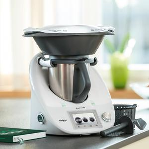 A culinary revolution: The new Thermomix. Copyright DEPRAG SCHULZ GMBH u. CO.