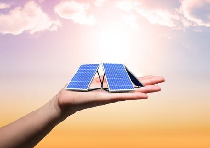 Sauberer Strom aus der Sonne