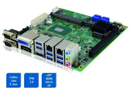 MI996 Mini ITX Board