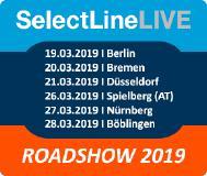 Roadshow SelectLineLIVE 2019