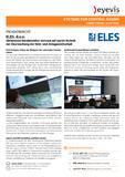 eyevis Case Study ELES Slowenien