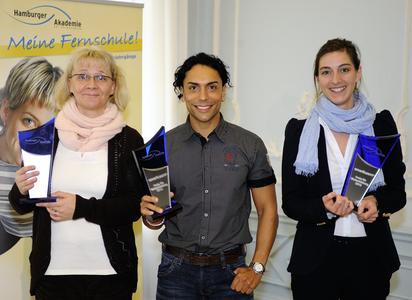 Preisträger smartLearn-Preis für Weiterbildung 2012