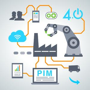 Industrie 4.0 und die IT-gestützte Produktkommunikation mit SDZeCOM