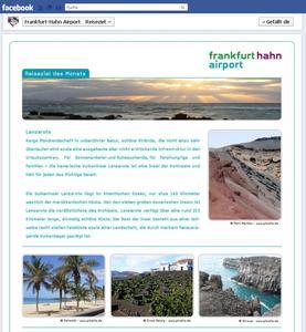 Informationen über Reiseziele