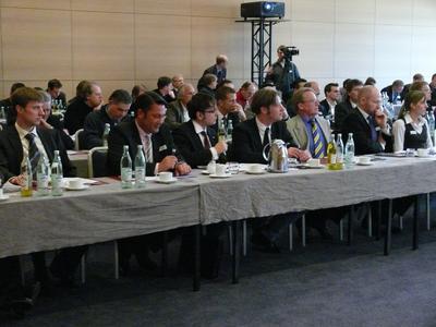 Zuhörer beim Forum NAV des Microsoft-Partners Tectura