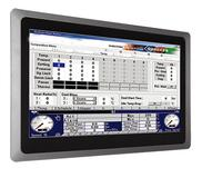 SP-6208 – Flat Touch Panel PC in lüfterloser Bauform