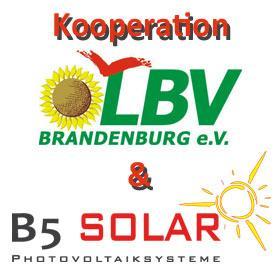 Partnerschaft LBV Brandenburg und B5 Solar