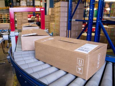 B+S lädt ein zur ersten virtuellen E-Commerce-Konferenz und referiert selbst über das Thema Logistik im Onlinehandel / (Foto: B+S)