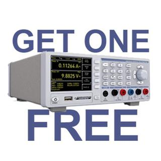 Kauf ein 500 MHz Oszilloskop und erhalte ein Digitalmultimeter dazu