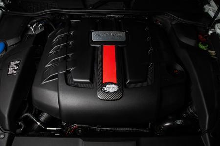 TECHART Power Kit TA 058/SD2 for Porsche Cayenne S Diesel