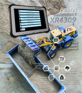 Das Leistungsspektrum der XR4309 hat sich mit der Generation 2 umfassend erweitert