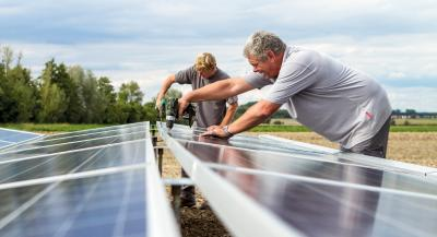 BELECTRIC expands PV business in the Netherlands