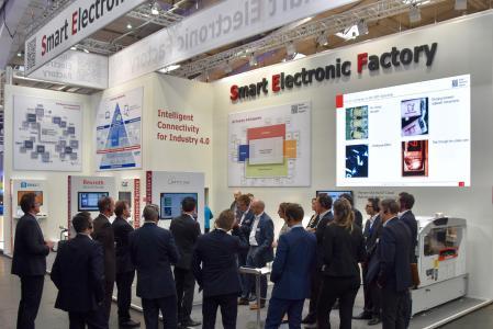 SEF Smart Electronic Factory e.V. auf der HANNOVER MESSE
