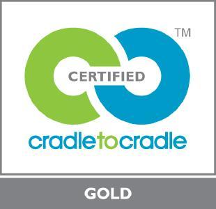 REHAU hat als erstes Unternehmen für sein Kanalrohrsystem AWADUKT eine Cradle to Cradle Zertifizierung mit Gold Status erhalten