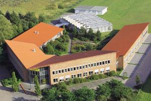 Die Floragard-Zentrale in Oldenburg  © Floragard