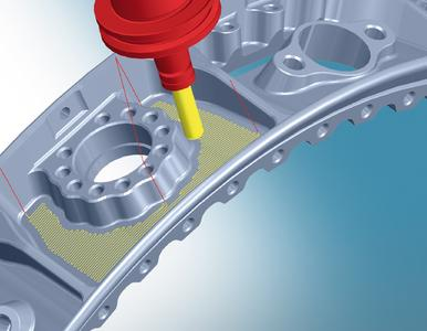 Cost efficient manufacturing with hyperMILL®