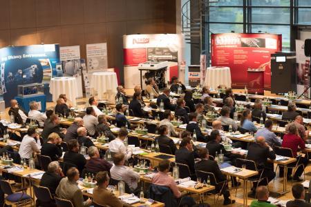 Im Rahmen des KWK-Jahreskongresses können sich auch Dienstleister und Unternehmen als Aussteller präsentieren (Bild: BHKW-Infozentrum)
