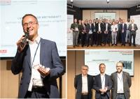 Camille Bauer Metrawatt AG receives award in France CENTRAX CU named as innovative product