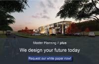 """White Paper """"Master Planning // plus: We design your future today"""""""