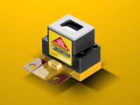 Yellow High-Power Laser