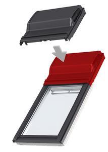 Velux Smart Ventilation, der erste Lüfter mit Wärmerückgewinnung für Dachfenster, ist ab sofort verfügbar