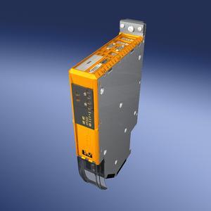Bildtext: APC820 – Der PC im Antrieb für noch mehr Wirtschaftlichkeit