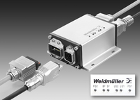 "Weidmüller ""FreeCon-Active-Repeater"": PROFINET-POF-Repeater zur Diagnose von Lichtsignalen"