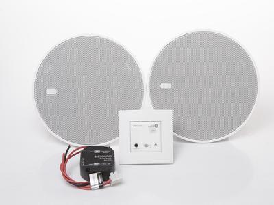 Set Variante mit 5Zoll Lautsprechern