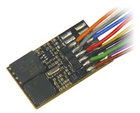 MX648: Subminiatur-Sound-Decoder 20 x 11 x 4 mm