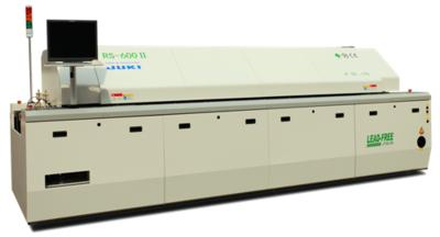 Juki Releases New RS-600 Six Zone Reflow Oven